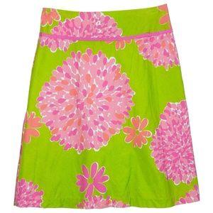 LILLY PULITZER Hydrangea Print Cotton Floral